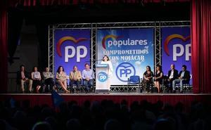 Rosa María Cano cierra la campaña con el aval de su gestión en los últimos 12 años