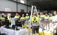 Más seguridad en las instalaciones de la fábrica de Holcim Carboneras