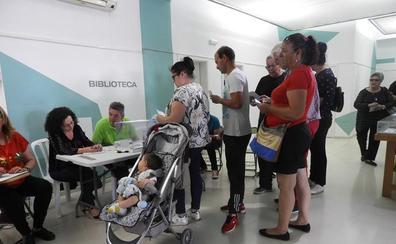 La jornada electoral comienza sin sobresaltos en el Levante almeriense