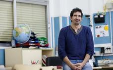 César Bona participa en las jornadas educativas de Huércal-Overa