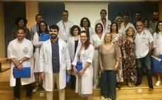 El Área Sanitaria Norte incorpora seis especialistas en periodo de formación