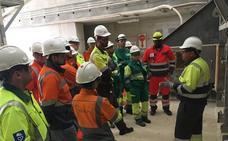 Un grupo de 17 ingenieros europeos amplían su formación en Holcim