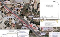 Cuevas quiere mejorar la seguridad vial en Burjulú