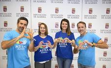 Garrucha correrá el domingo en favor de ASTEA