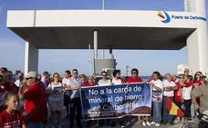 Muévete por Carboneras llevará a la Fiscalía el incumplimiento de la ley ambiental en el puerto