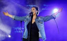Suspendido el concierto de Niña Pastori en Carboneras
