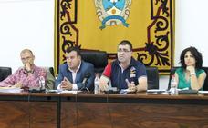 Carboneras convoca 'in extremis' el pleno de investidura para hoy a las ocho por no tener secretario local