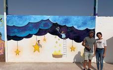 Vera celebra su primer concurso de pintura mural con grafittis