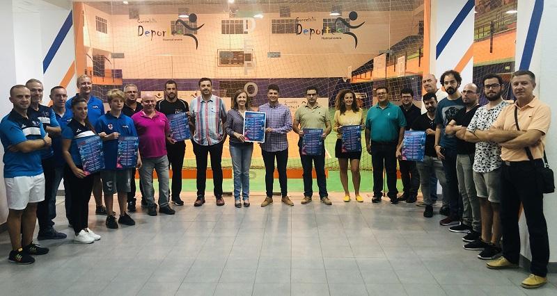 Deporte para todos en la Feria Deportiva de Huércal-Overa