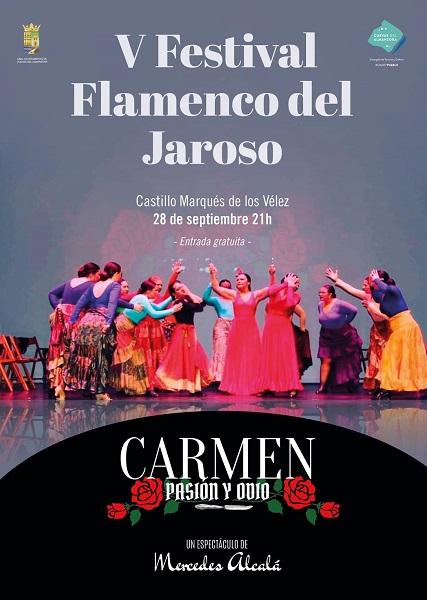 La quinta edición del Festival Flamenco del Jaroso se celebra el próximo sábado