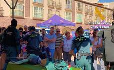 La Guardia Civil celebra sus 175 años de historia en Huércal-Overa