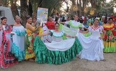 Primer Festival Latinoamericano en Vera