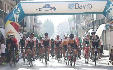 Más de un centenar de ciclistas participaron este fin de semana en la III Carrera urbana
