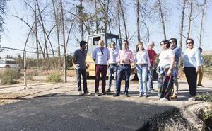El Plan de Caminos mejora las vías rurales de Huércal - Overa