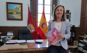 Francisca Fernández: «La feria de Huércal es un momento para compartir todos juntos la alegría de vivir»