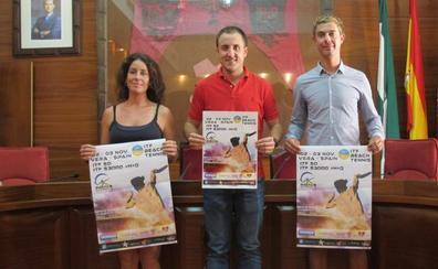 Vera acogerá por primera vez en Andalucía dos torneos internacionales de tenis playa