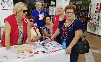 Cruz Roja impulsa la creación del teatro senior en Mojácar