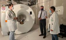 La Junta dota al Hospital de la Inmaculada de un equipo de resonancias magnéticas