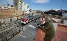 El Ministerio cortará en otoño la línea de Pulpí a Murcia durante tres años por las obras del AVE