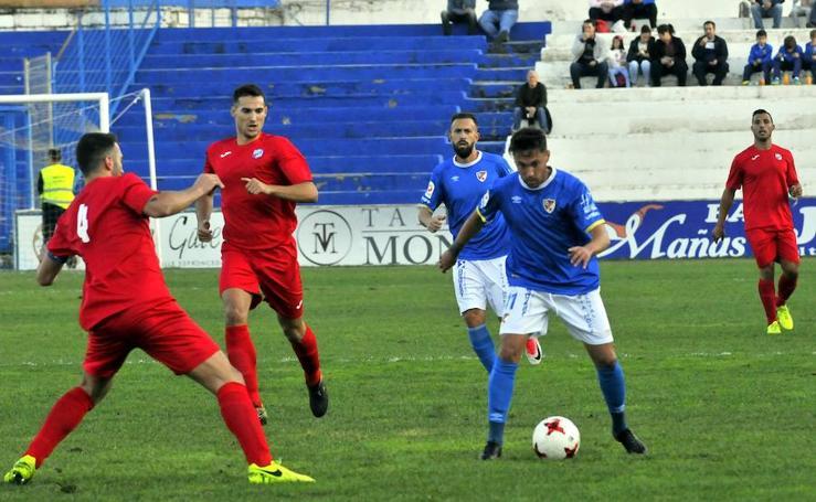 Linares Deportivo- Motril