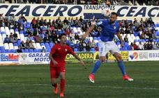 Molina quiere un Linares con balón «y que ellos tengan que correr detrás» de los azulillos