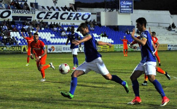 Las mejores jugadas de Linares Depotivo - Atlético Malagueño