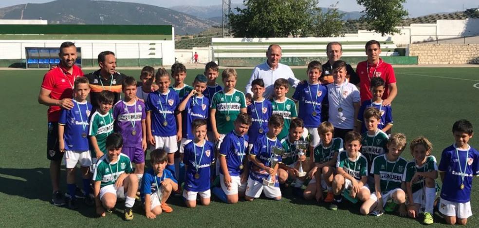 Las finales de la Copa Delegada se juegan el viernes en Linares