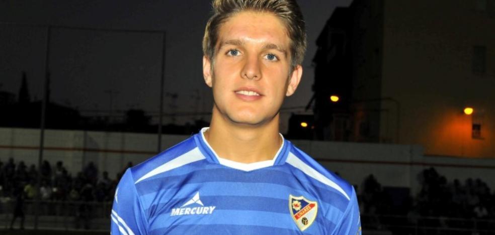 José Corpas jugará en Segunda División la próxima campaña con la UD Almería