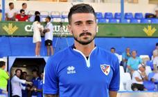 Pablo Ortiz es duda para el amistoso ante el Córdoba en Linarejos