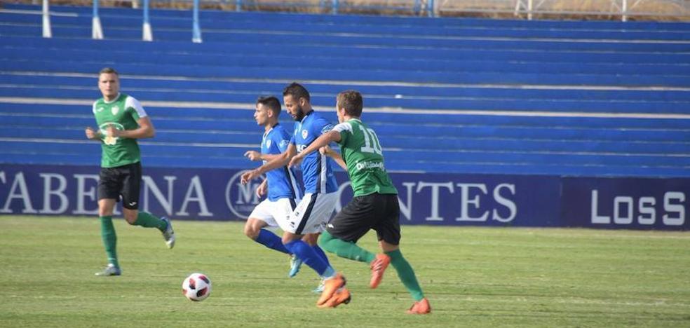 Los primeros tres puntos disputados en Linarejos se quedan en casa