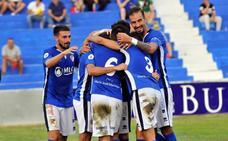 Sigue en directo el partido del Linares Deportivo
