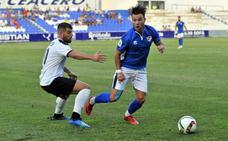 Iván Sales: «El míster me ha dado la oportunidad en una posición nueva, he ganado confianza»