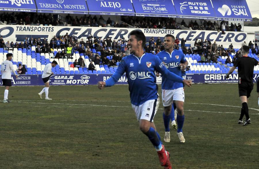 El Linares-Guadix, en imágenes