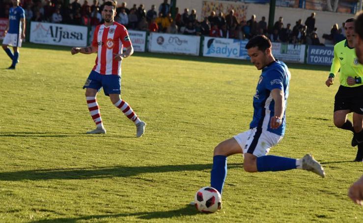El Linares se derrumbó en el Matías Prats