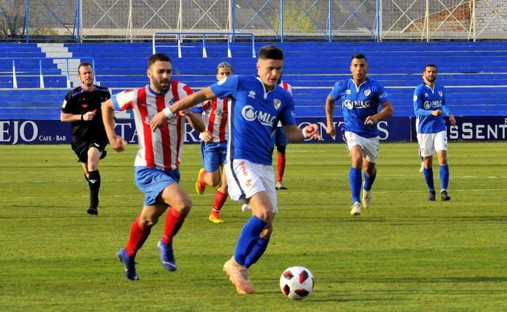 El Linares Deportivo-Poli Almería, en imágenes