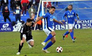 Miguel Linares ya estudia a los posibles rivales azulillos en play-off