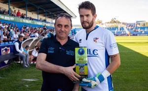 El Linares renovó a Lopito por dos temporadas más hasta 2021
