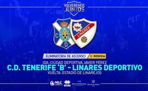 El ascenso del Linares pasa por Tenerife