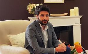 Medina: «El objetivo prioritario es el ascenso, el que diga lo contrario es demagogo»