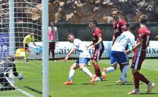 Las mejores imágenes del partido del Linares Deportivo