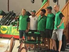 Nicassio Yrigaray gana el I Certamen de Pesca de Agua Dulce en el embalse de Iznájar