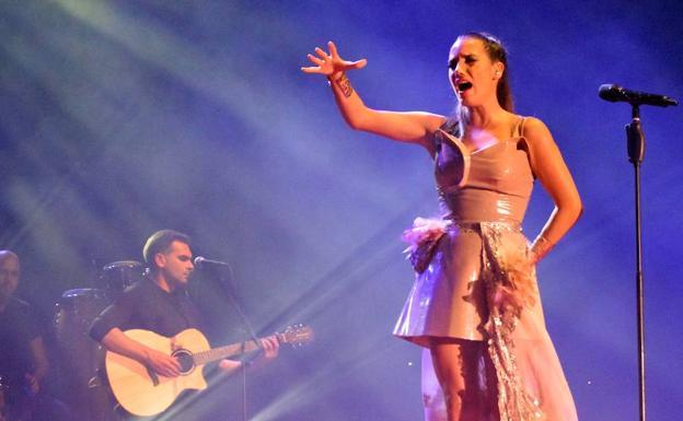 El concierto de India Martínez, en imágenes | Loja - Ideal