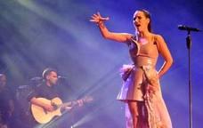 India Martínez, en concierto