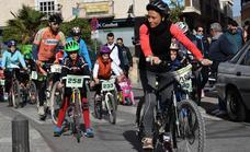 Loja presume de afición ciclista en el XXVII Día de la Bicicleta