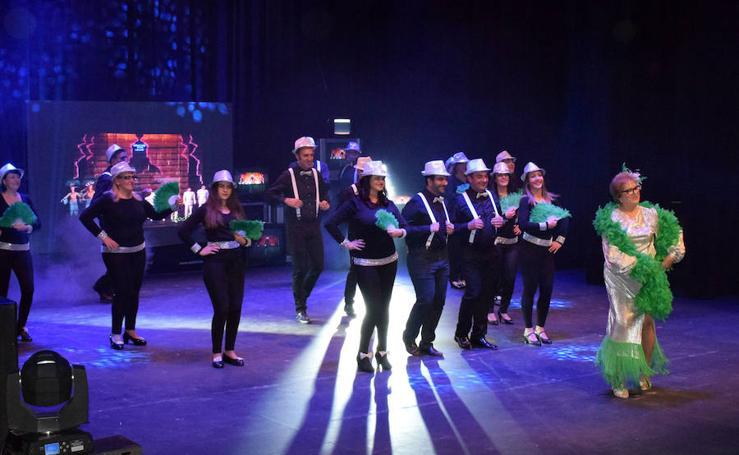 'Playback' solidario en Loja