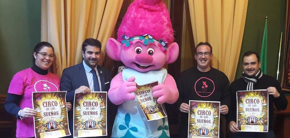 Los 'Amigos de la Guarde' proponen su nuevo musical para los niños lojeños