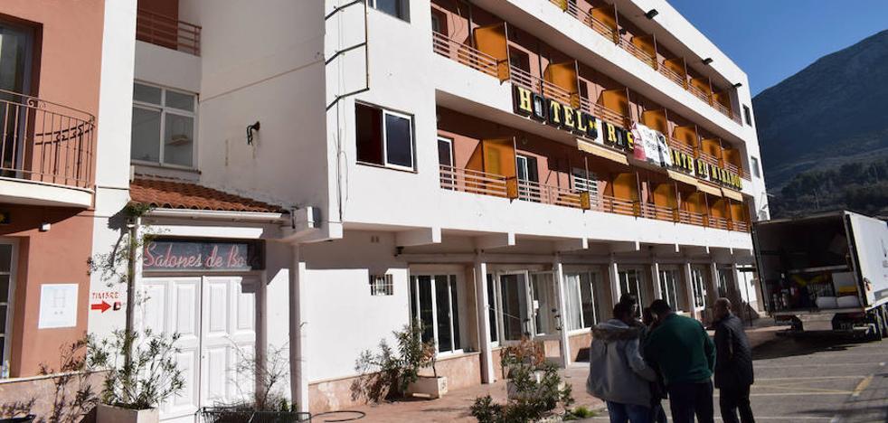 Grupo Abades inicia la reforma de El Mirador, el hotel de Loja con el que empezó