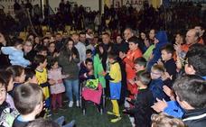 Más de 12 horas de fútbol para ayudar a 'Paquillo'