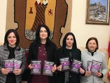 La alcaldesa de Montefrío y sus concejalas se suman a la huelga feminista del 8M