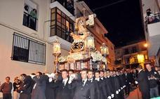 El barrio Alto de Loja se prepara para acoger en sus calles a la Virgen de los Dolores